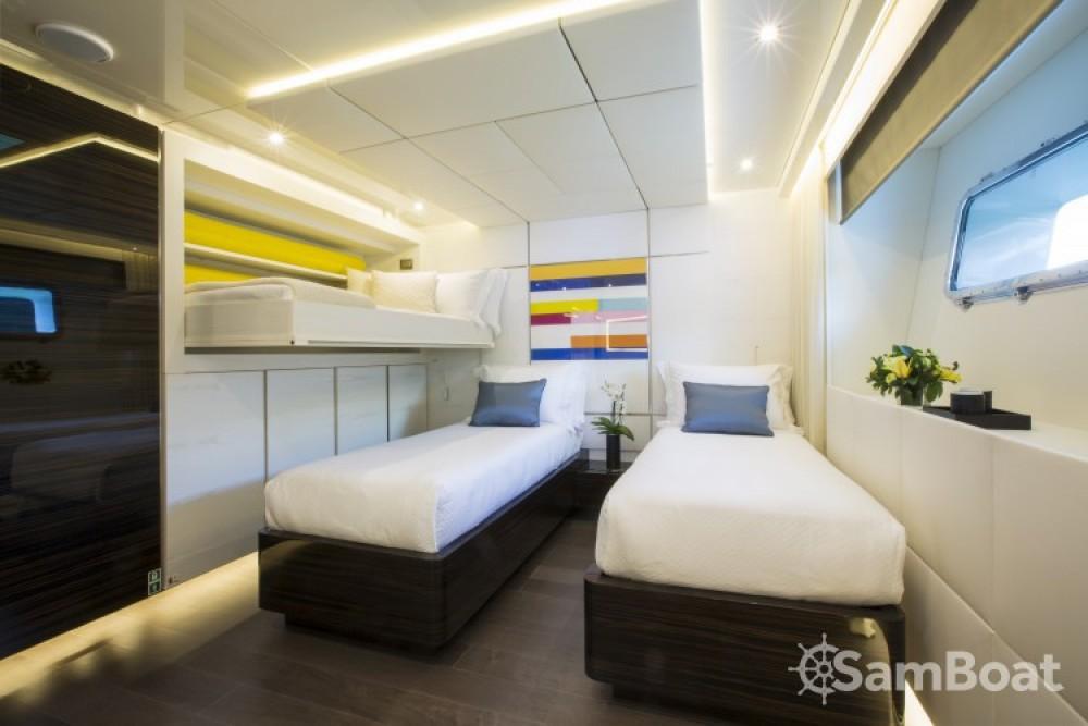 "Rental yacht  - Admiral 46.55 metres (152' 9"") on SamBoat"