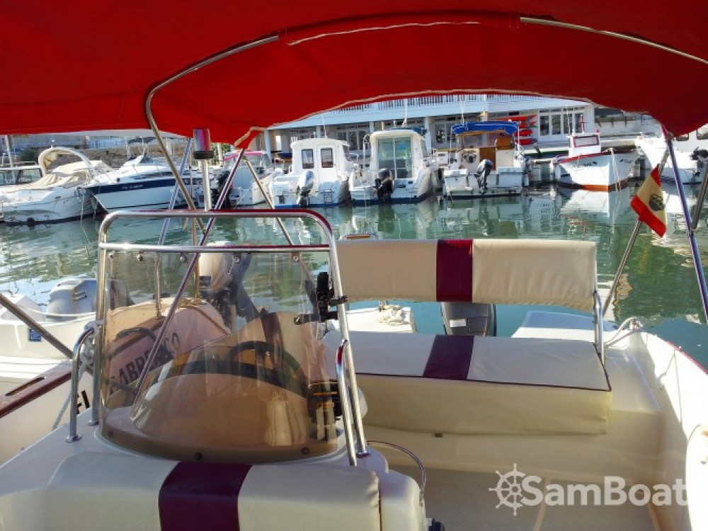 Hire Motorboat with or without skipper Sessa Marine Torrevieja