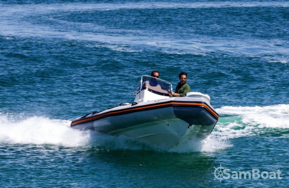 Zodiac Pro Open 550 between personal and professional Le Croisic