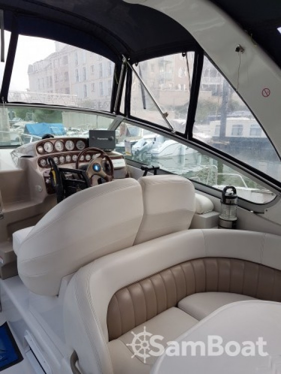 Motor boat for rent Cergy at the best price