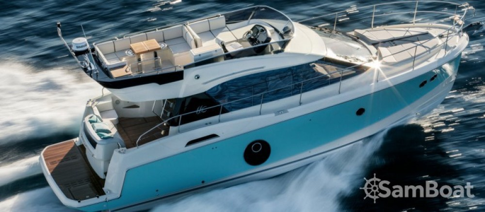 Boat rental Šibenik cheap Monte Carlo 5