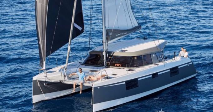 Rental Catamaran in Lefkada - Bavaria Nautitech 40 open NEW - 4 + 2 cab.
