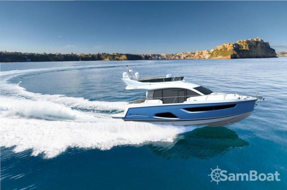 Sealine Sealine F 43 between personal and professional Croatia