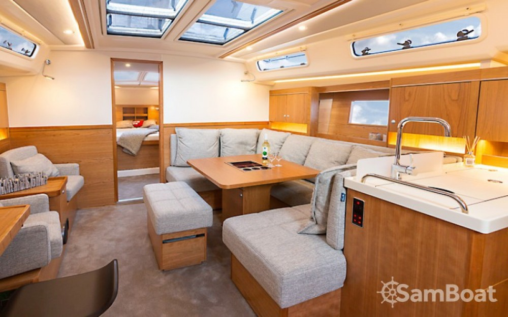 Rental yacht Croatia - Hanse Hanse 455 on SamBoat