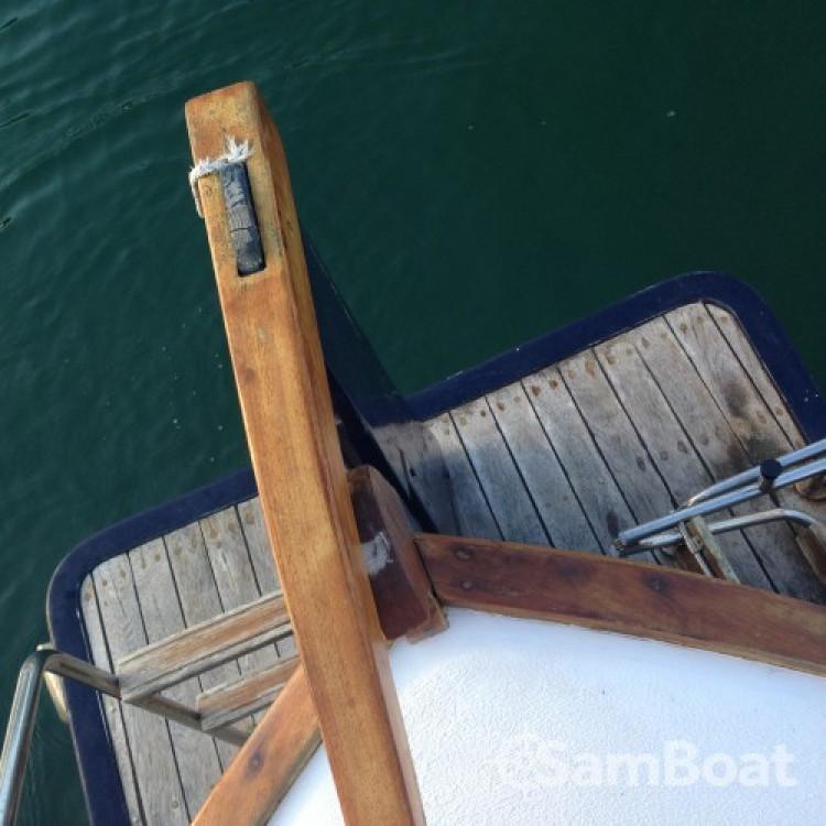 Rental yacht Ciutadella - Llaud Capeador 36 on SamBoat