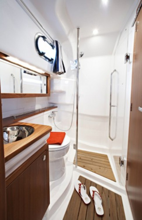 Boat rental Quiberon cheap Nimbus 365 Coupé