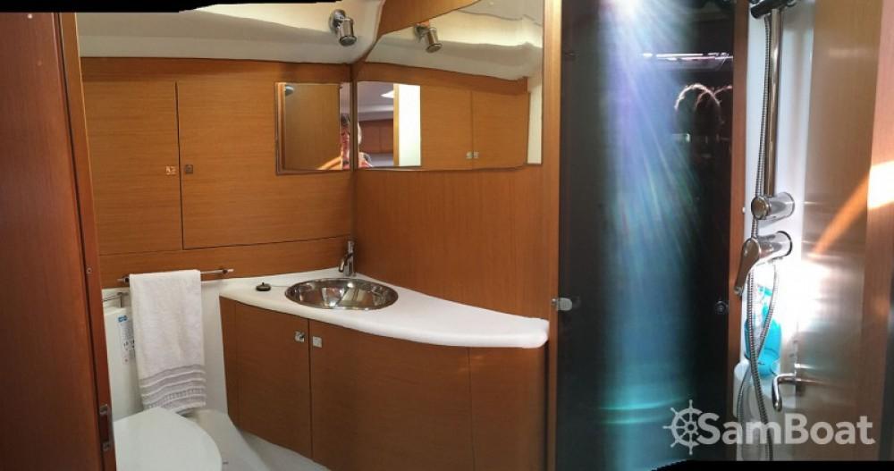 Rental yacht Le Grau-du-Roi - Jeanneau Sun Odyssey 50 DS on SamBoat