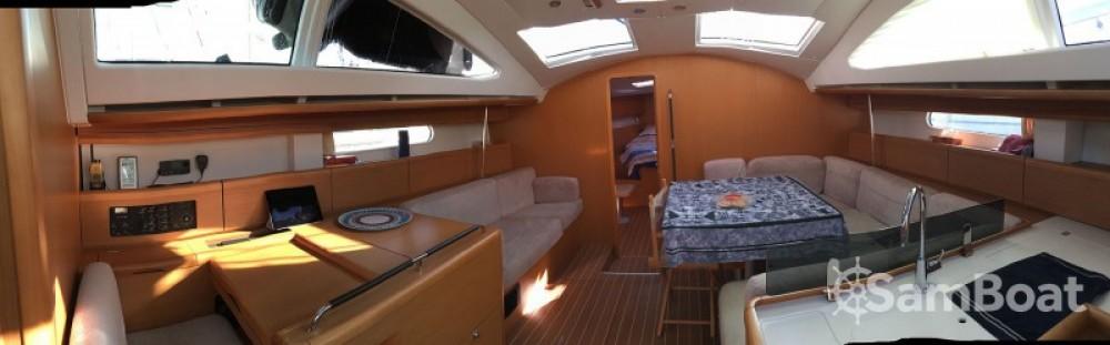 Boat rental Jeanneau Sun Odyssey 50 DS in Le Grau-du-Roi on Samboat