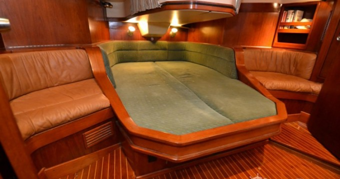 Baltic Yachts Baltic 43 between personal and professional Monfalcone