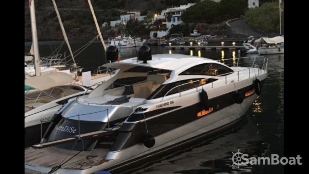 Rental Yacht in Castellammare di Stabia - Pershing Pershing 56