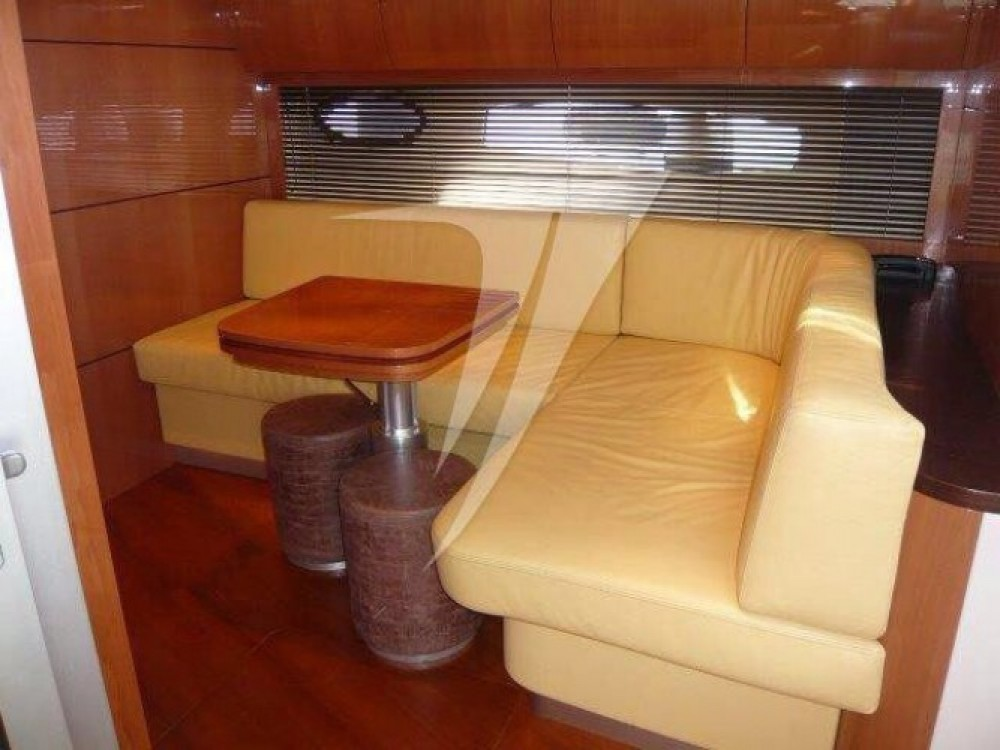 Pershing Pershing 56 between personal and professional Castellammare di Stabia