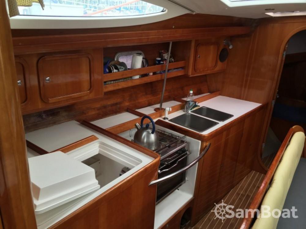 Boat rental Quiberon cheap Feeling 39 DI