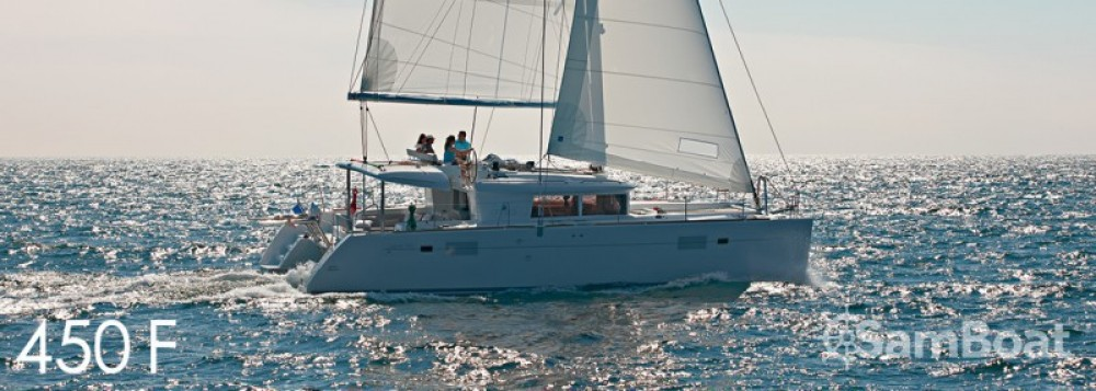 Rental yacht Croatia - Lagoon Lagoon 450 on SamBoat