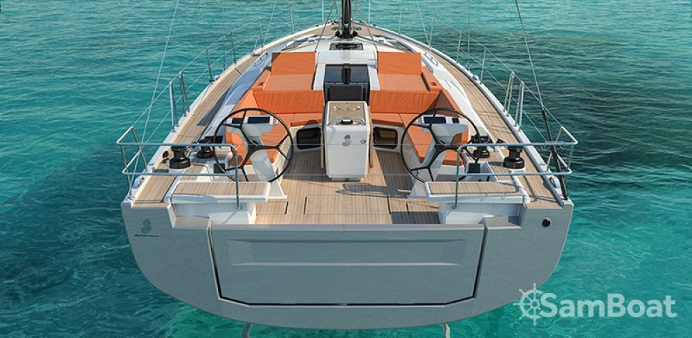 Boat rental Péloponnèse cheap Oceanis 51.1