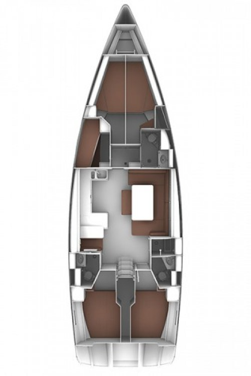 Rental Sailboat in Corfou - Bavaria Cruiser 51