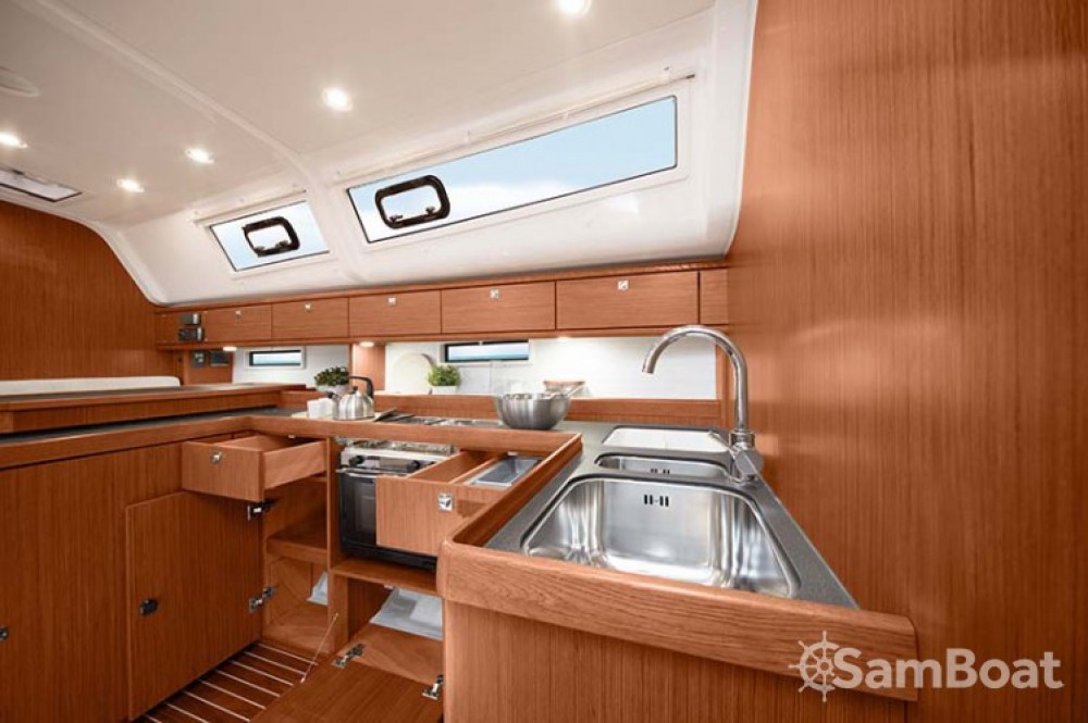 Boat rental Bavaria Cruiser 51 in Corfou on Samboat