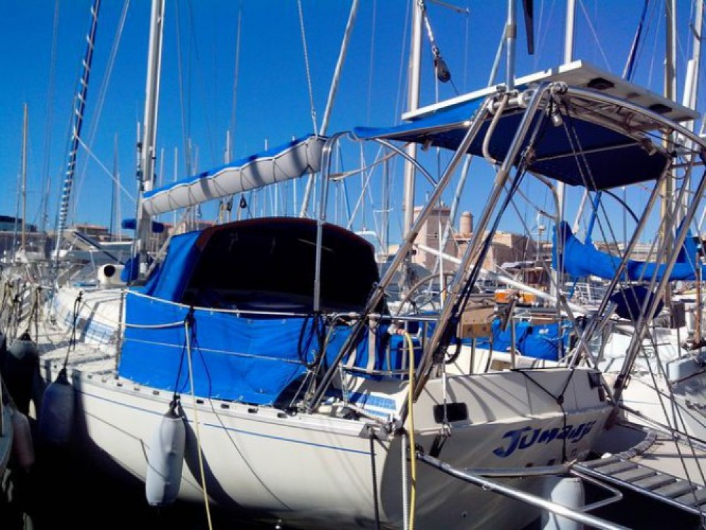 Boat rental Martigues cheap Idylle 13.50