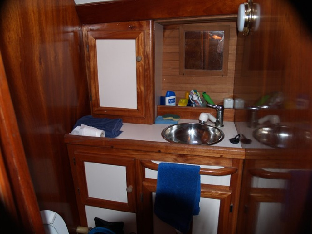 Hire Sailboat with or without skipper Sangermani Saint-Florent