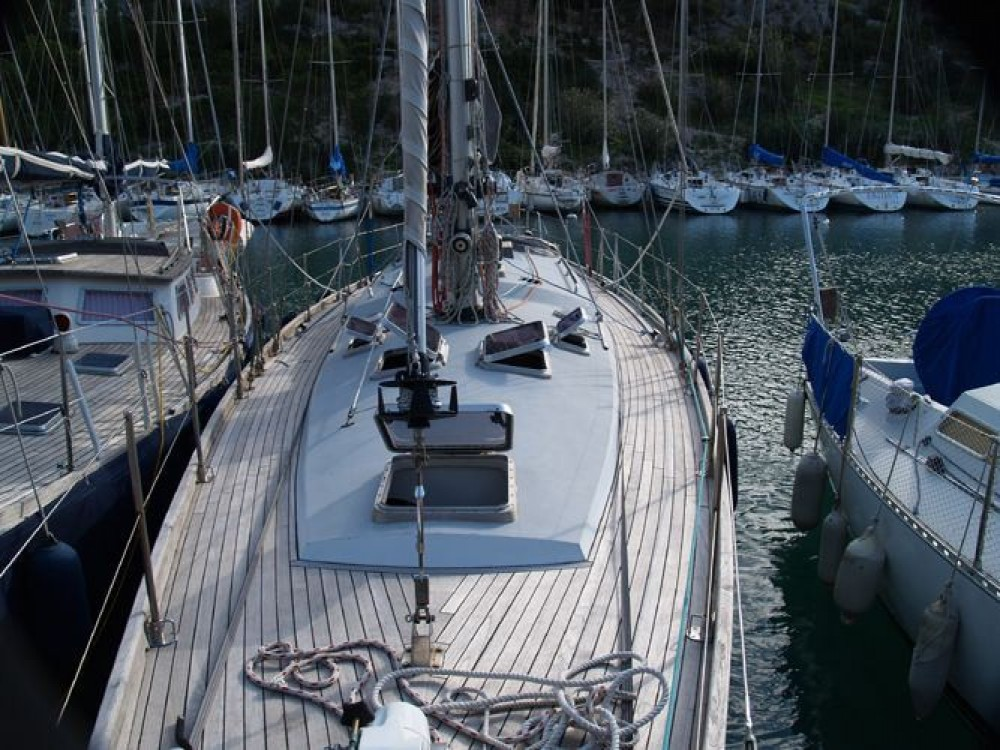 Boat rental Sangermani course croisière in Saint-Florent on Samboat