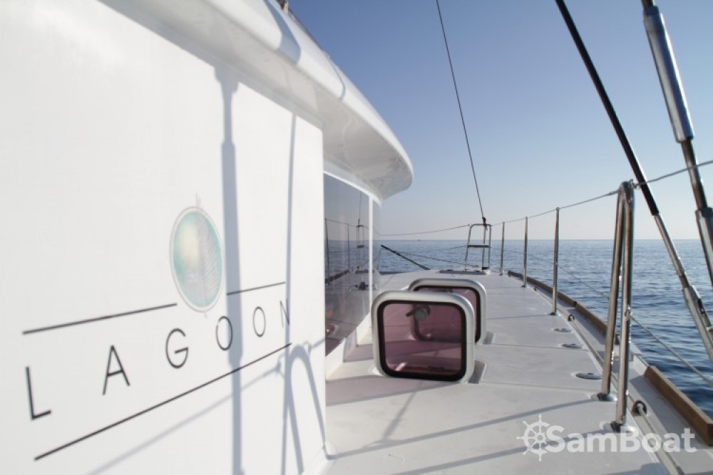 Rental yacht Solenzara - Lagoon Lagoon 450 on SamBoat