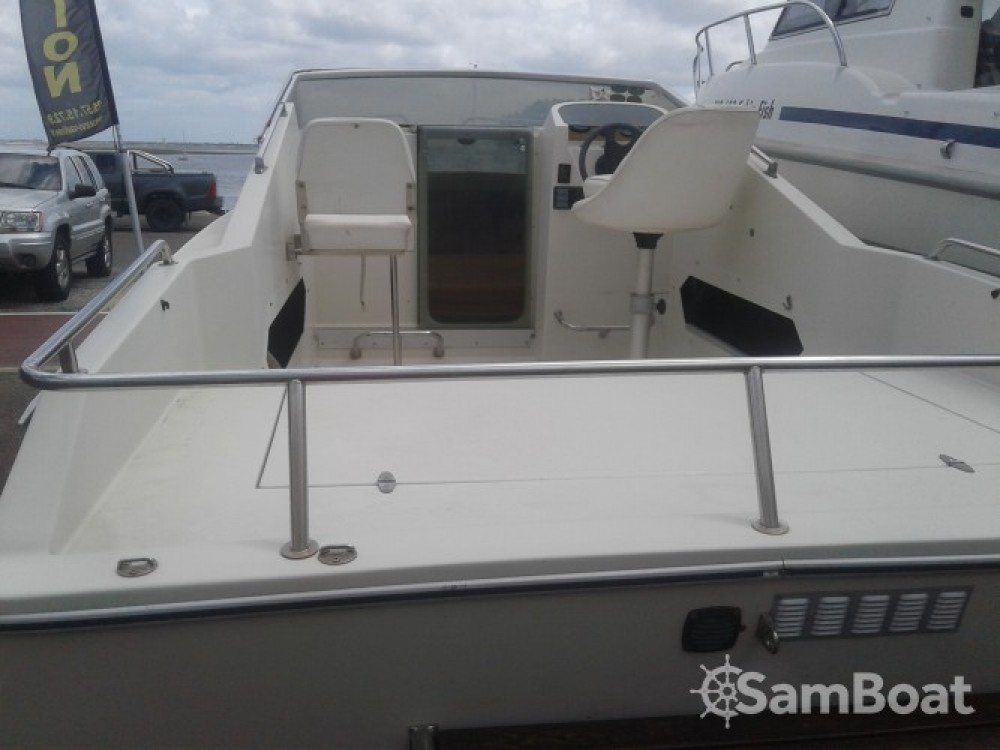Rental Motor boat in Arcachon - Arcoa Arcoa 585