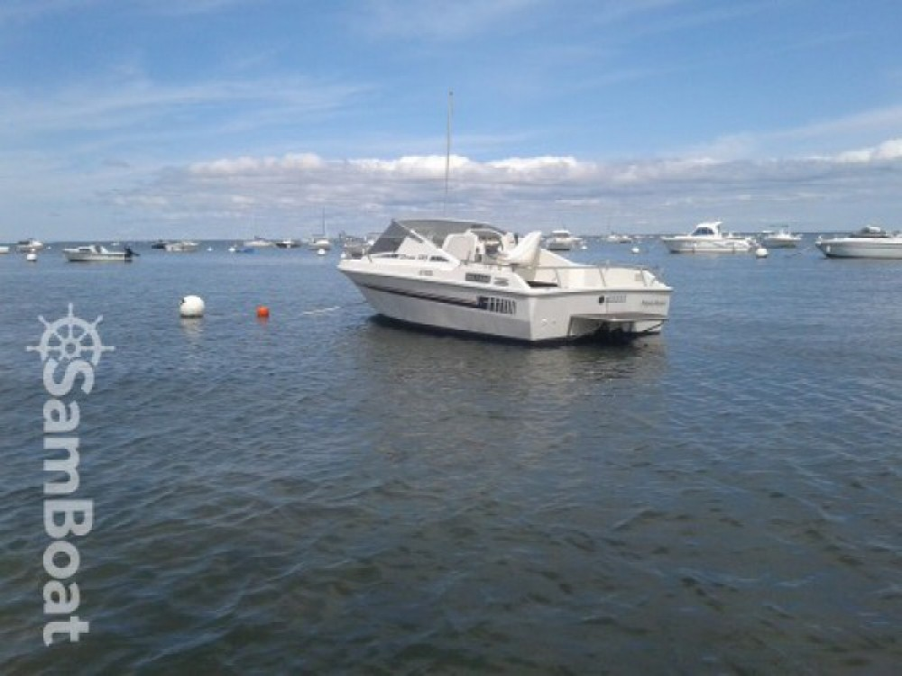Rental Motor boat Arcoa with a permit