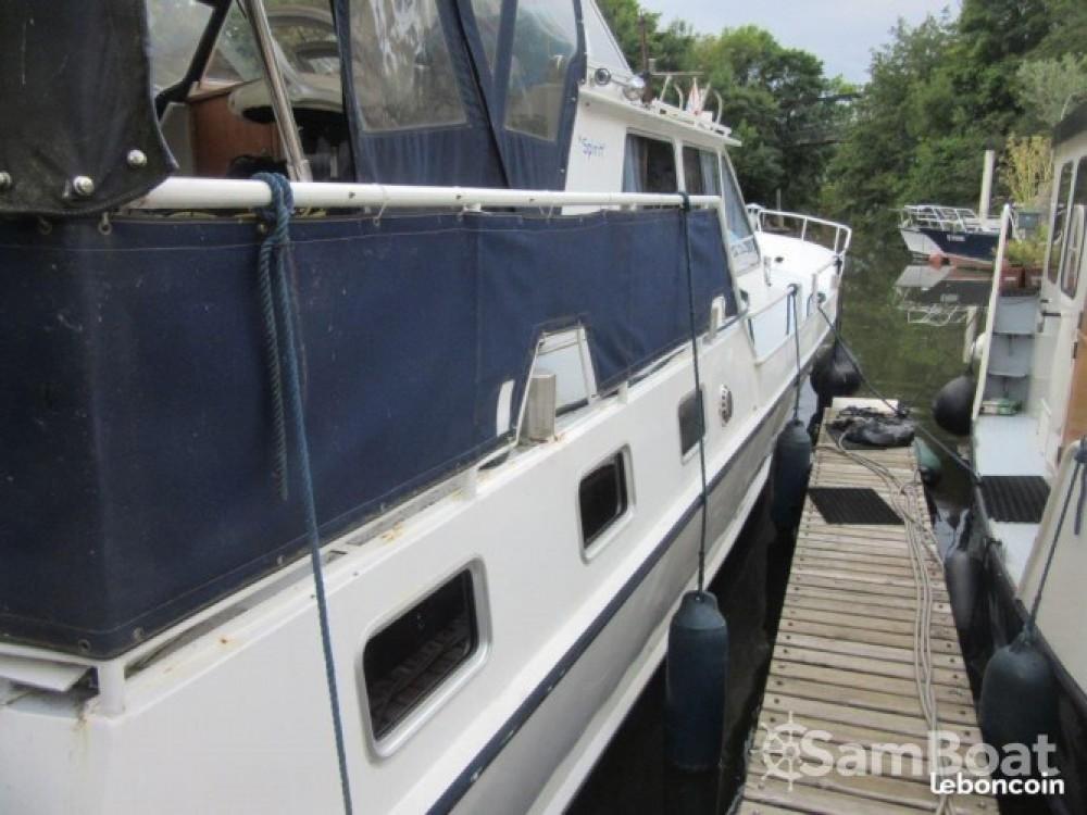 Rental Canal boat Scheepswerf-De-Groot-Arkel with a permit