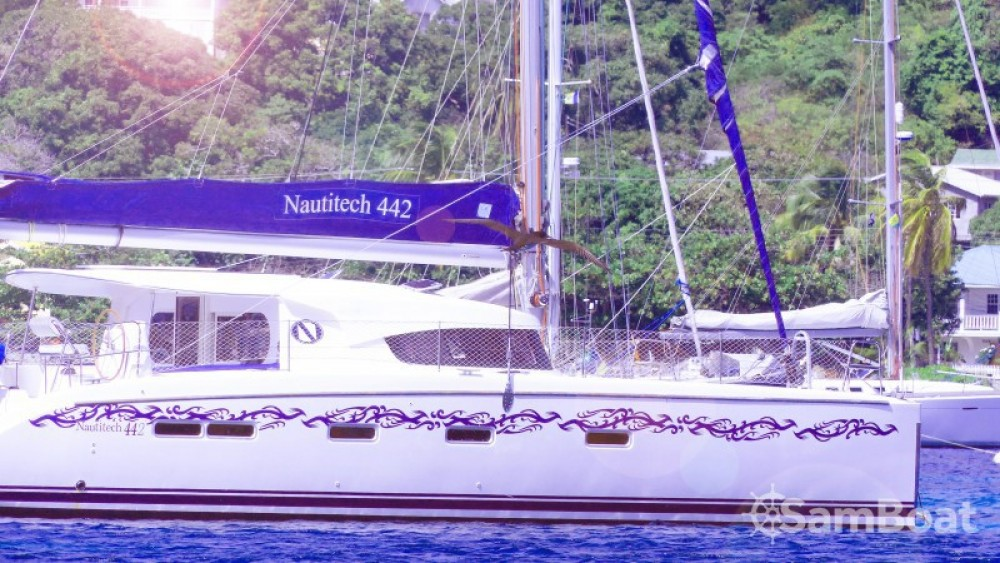 Rental yacht Martinique - Nautitech Nautitech 442 on SamBoat