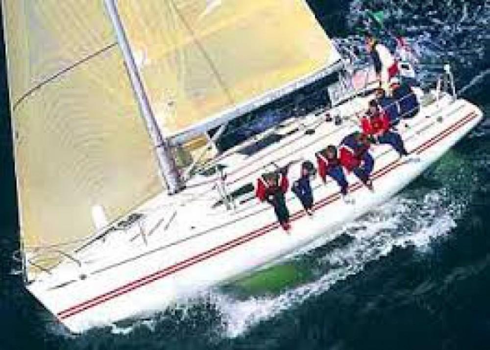 Rental yacht Quiberon - Jeanneau Sun Fast 37 on SamBoat
