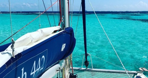 Rental Catamaran in Le Marin - Nautitech Nautitech 442