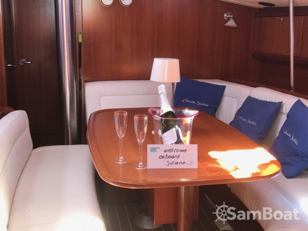 Rental Sailboat in Benalmádena - Dufour Dufour 455 Grand Large