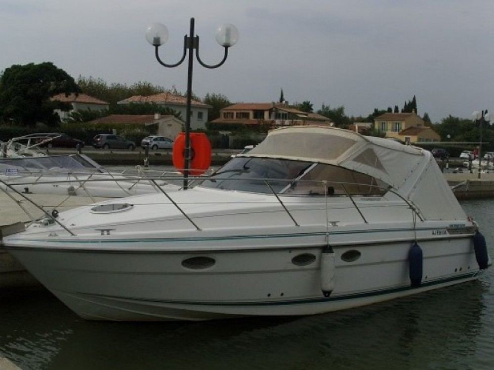 Rental yacht La Londe-les-Maures - Fairline Targa 31 on SamBoat