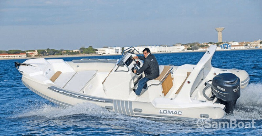 Rental yacht Ajaccio - Lomac Lomac 710 IN on SamBoat