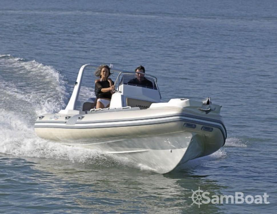 Boat rental Ajaccio cheap Lomac 710 IN