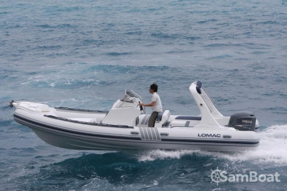 Boat rental Ajaccio cheap Lomac 790 IN