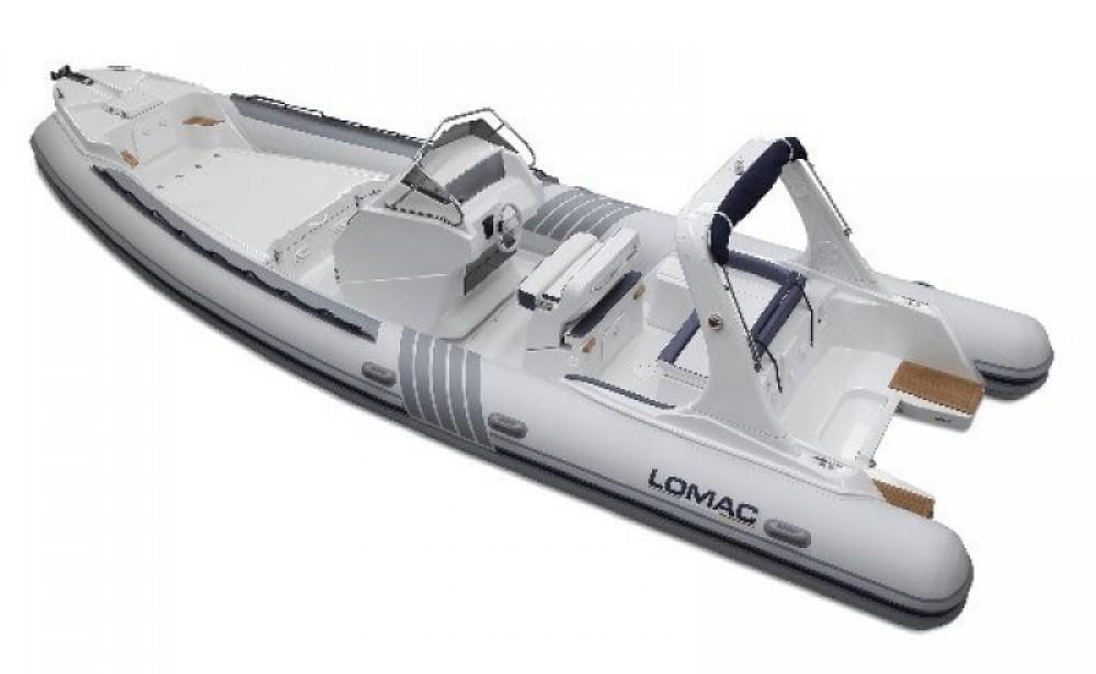 Rental yacht Ajaccio - Lomac Lomac 790 IN on SamBoat