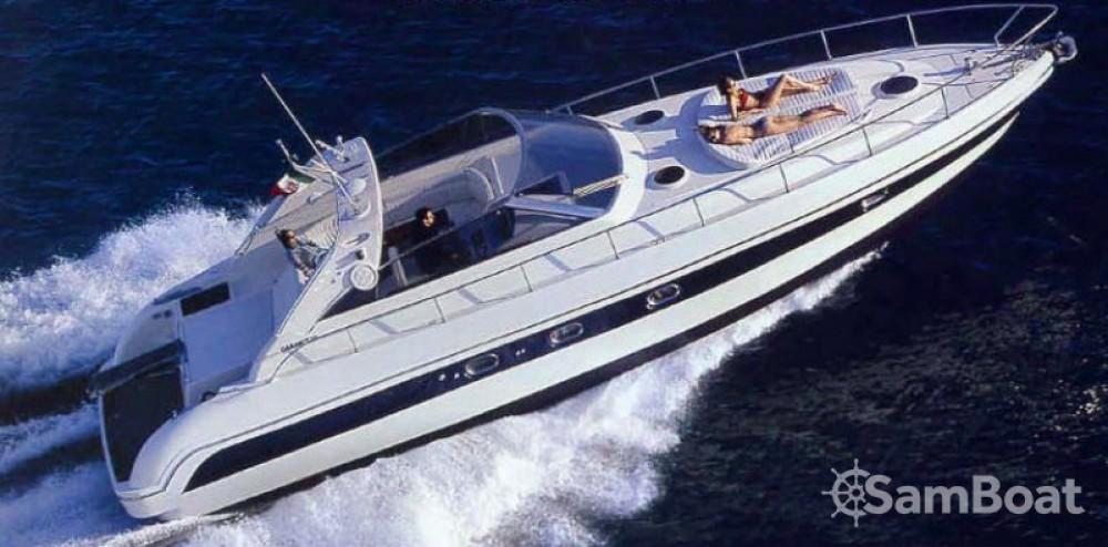 Boat rental Saint-Tropez cheap 45 Sport