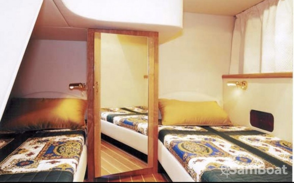 Rental yacht Saint-Tropez - Gianetti 45 Sport on SamBoat