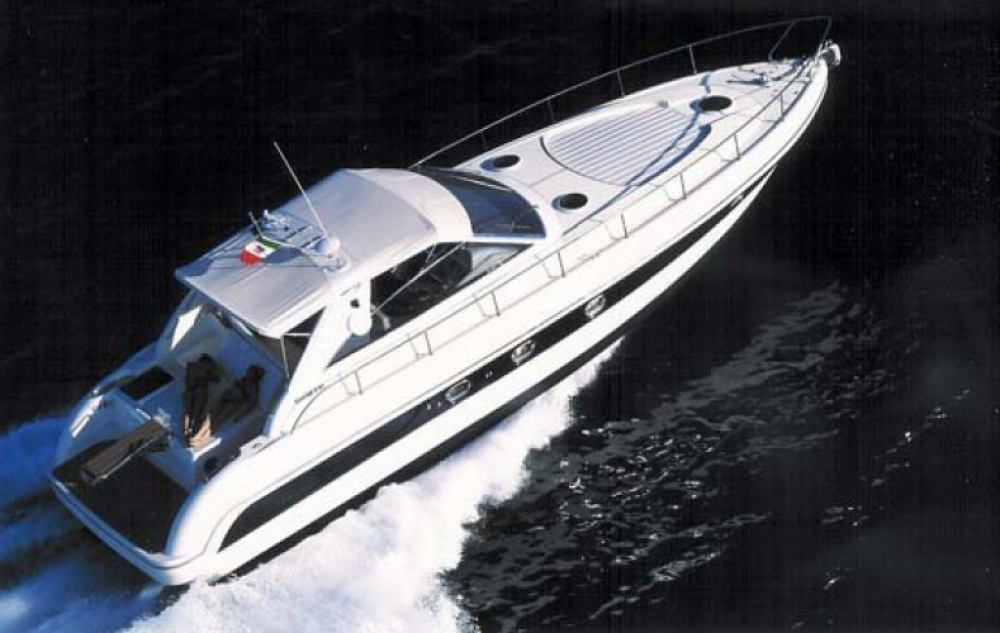 Rental Motor boat in Saint-Tropez - Gianetti 45 Sport