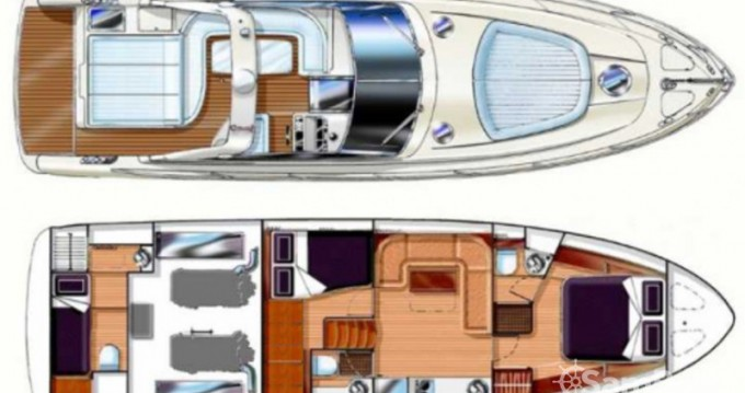 Rent a Gianetti 45 Sport Cannes