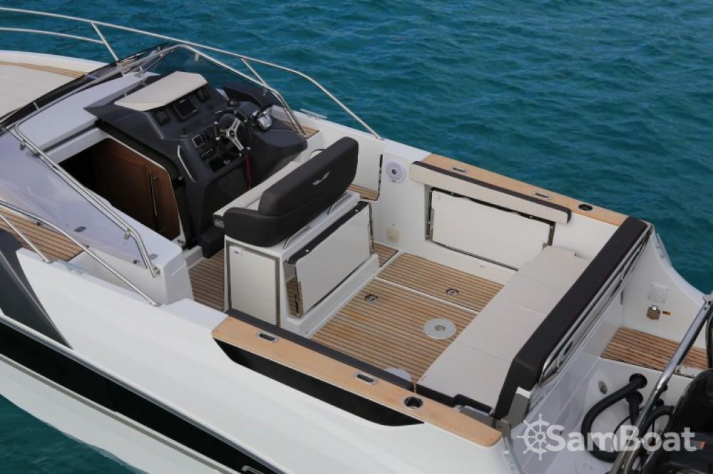Boat rental Port Charles Ornano cheap Flyer 8.8 SUNdeck