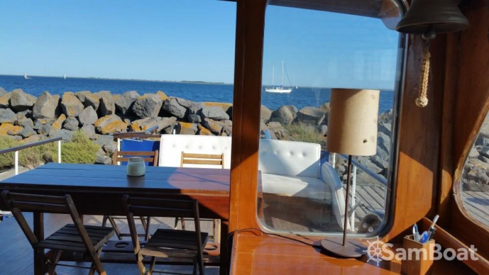 Boat rental Marseillan cheap Cabinier