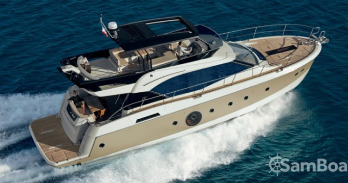 Rental Yacht in Ajaccio - Bénéteau Monte Carlo 6