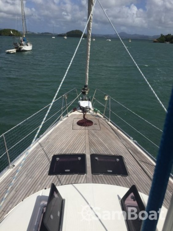 Rent a Bavaria 45 Cruiser Fort-de-France