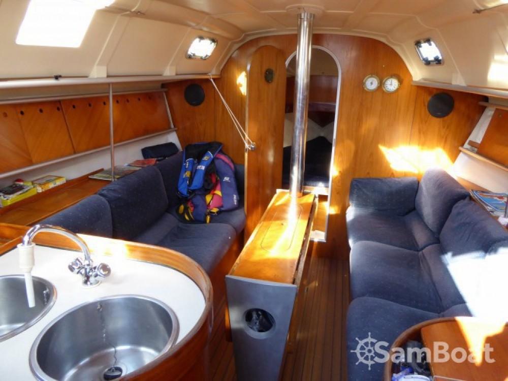 Boat rental La Rochelle cheap First 35 S5