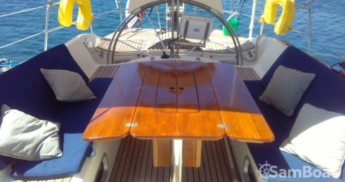 Hire Sailboat with or without skipper Dynamique Ermoúpolis