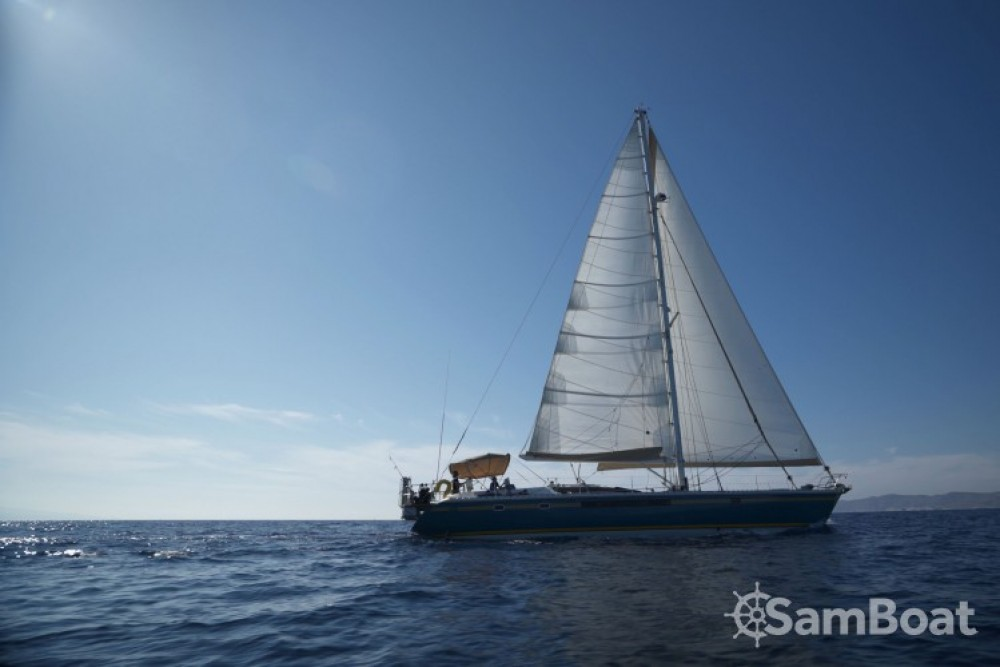 Sailboat for rent Ermoúpolis at the best price