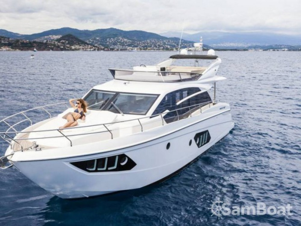 Rent a Absolute Yachts Absolute 52 Fly Hyères