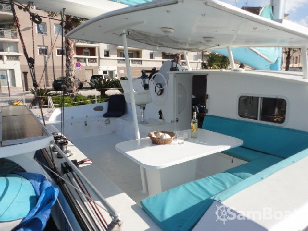 Boat rental Looping 50 Aquablue in Ajaccio on Samboat