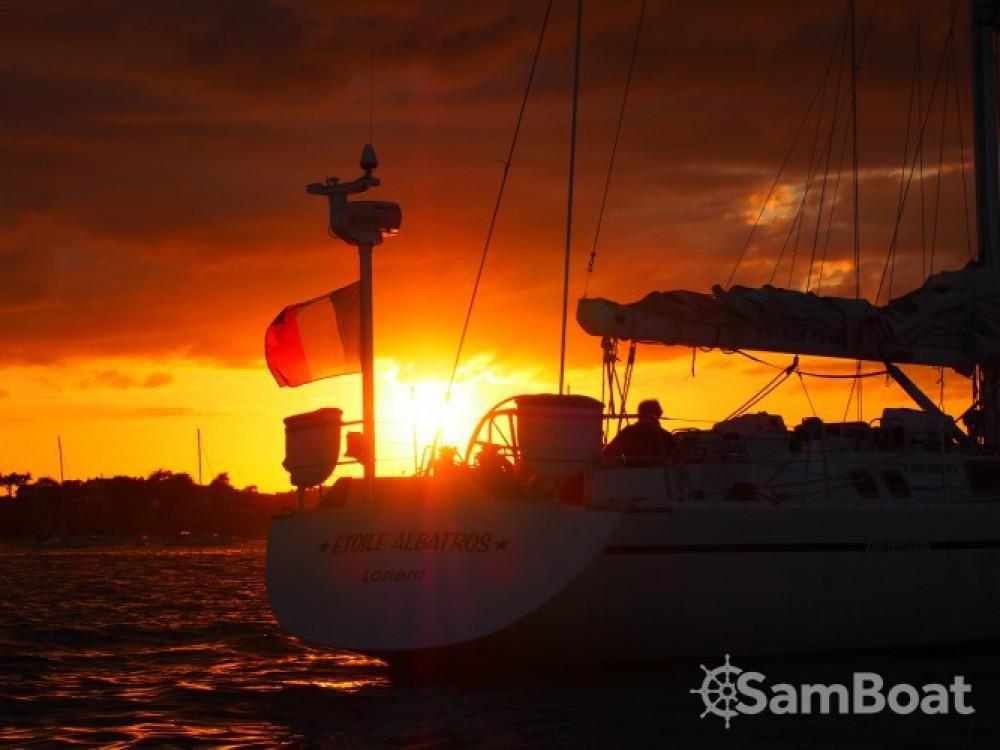 Boat rental Devonport-Yachts-Ltd Challenge 67 in Lorient on Samboat
